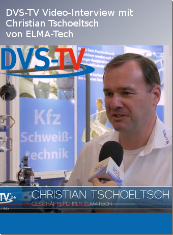 elma tech dvs tv interview